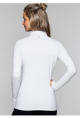 Unwind Half Zip Through