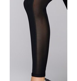 LJ Core High Waisted F/L Tights