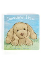 Jellycat Jellycat Sometimes I Feel Book