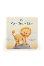 Jellycat Jellycat The Very Brave Lion Book