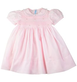 Feltman Brothers Feltman Brothers Lacy Smocked Dress 17441