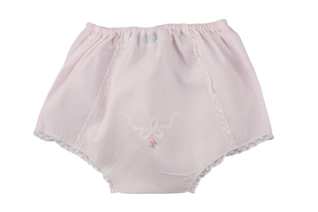 Feltman Brothers Feltman Brothers Embroidered Diaper Cover 5700