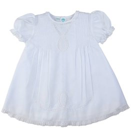 Feltman Brothers Feltman Brothers Newborn Dress 6565