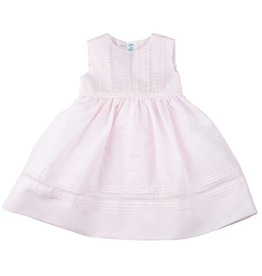 Feltman Brothers Feltman Brothers Sleeveless Dress w Lace&Pintucks 27214
