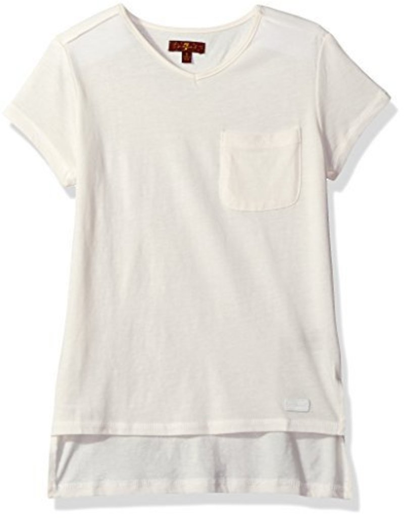 7 For All Mankind 7 for All Mankind High-Low Tee