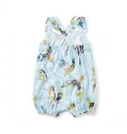 Tea Collection Tea Collection Lorikeet Cross-Back Romper