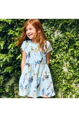 Tea Collection Tea Collection Lorikeet Skirted Dress