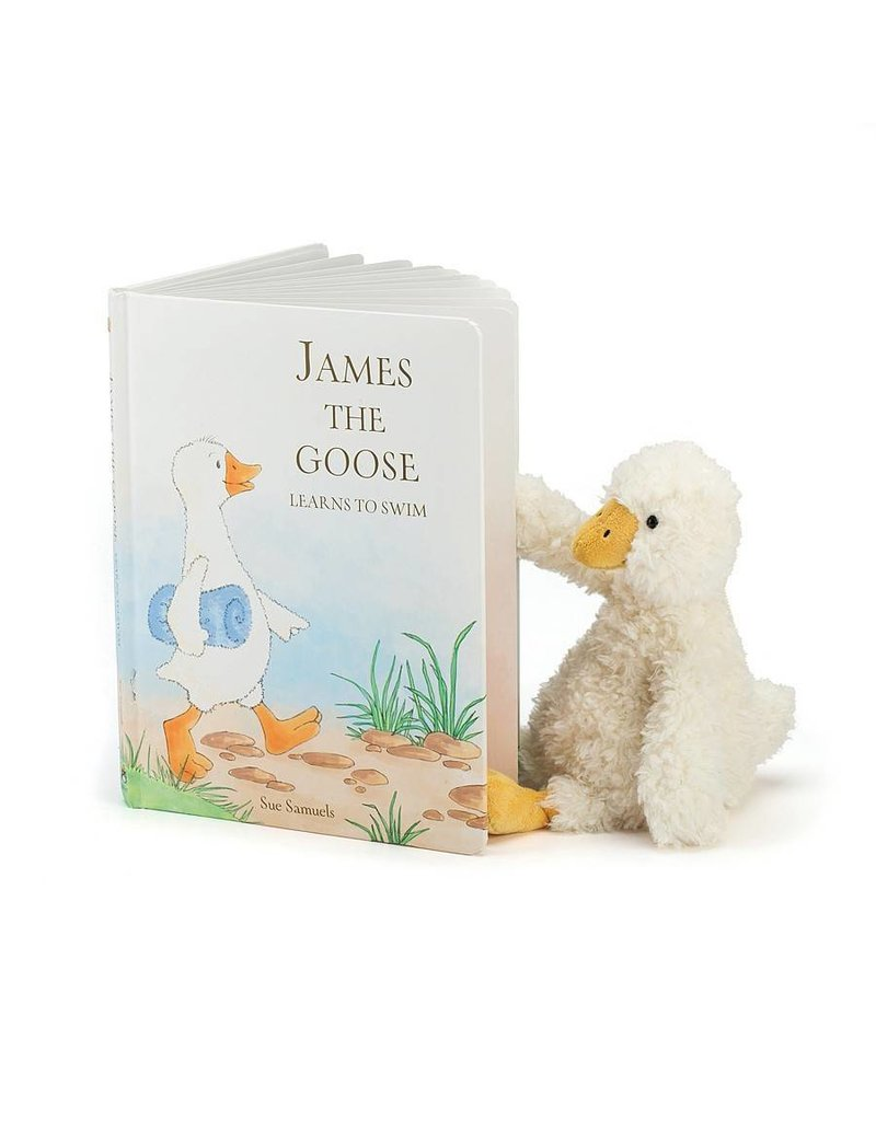 Jellycat James the Goose