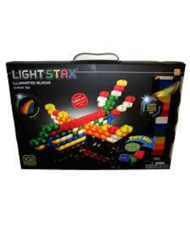 Lazy Dog & Co. Light Stax Classic 102 Pieces