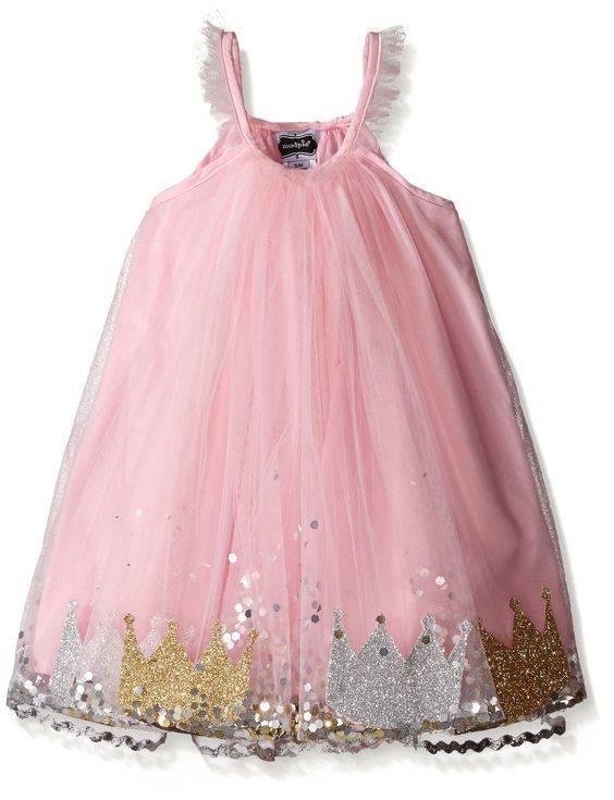 Mud Pie Mud Pie Pink Princess Dress