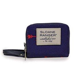 Sloane Ranger Sloane Ranger English Arrow ID Wristlet