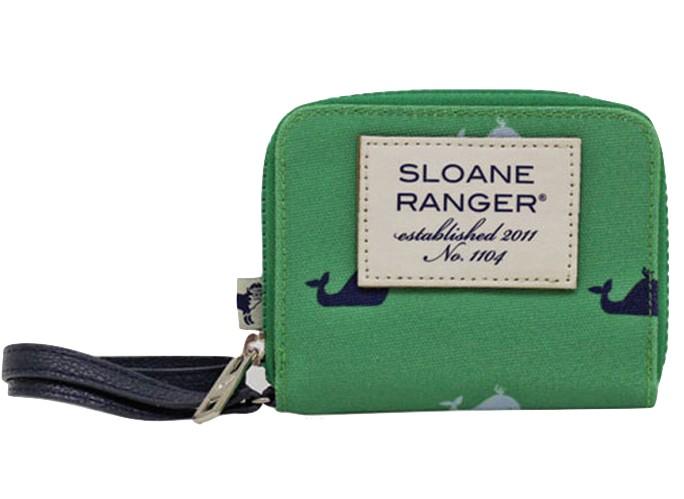 Sloane Ranger Sloane Ranger ID Wristlet- 2 colors!