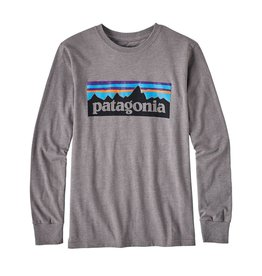 Patagonia Patagonia Boys' L/S Cotton Poly T Shirt