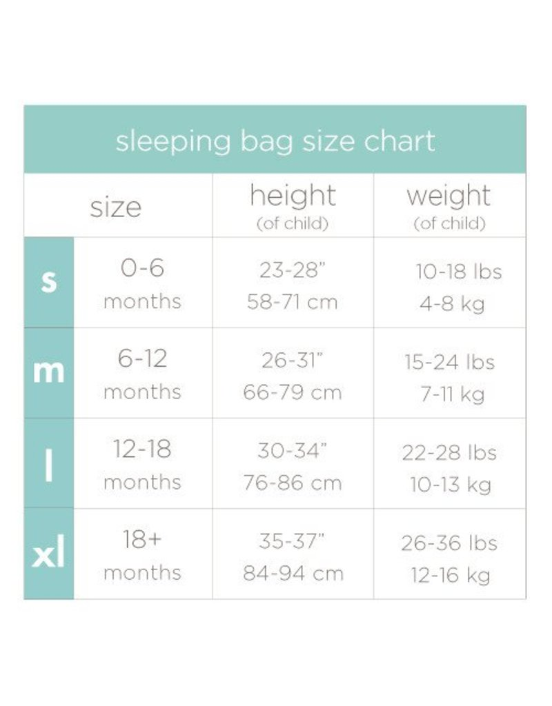 Aden and Anais Aden + Anais Slumber Sleeping Bag