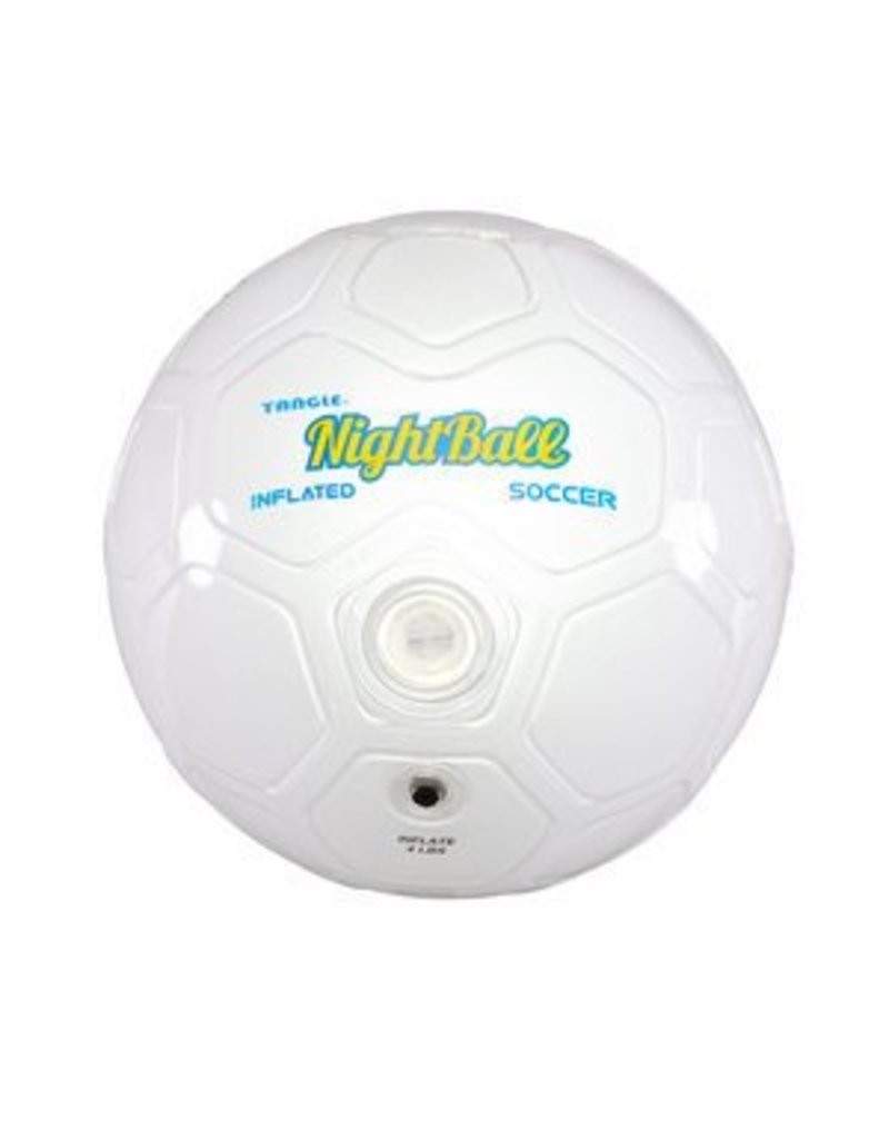 Tangle Tangle NIght Inflatable Soccer Ball