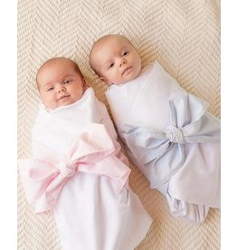 Beaufort Bonnet Company Beaufort Bonnet Bow Swaddle
