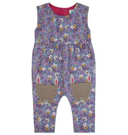 Lilly + Sid Lilly + Sid Rabbit Pocket Dungaree