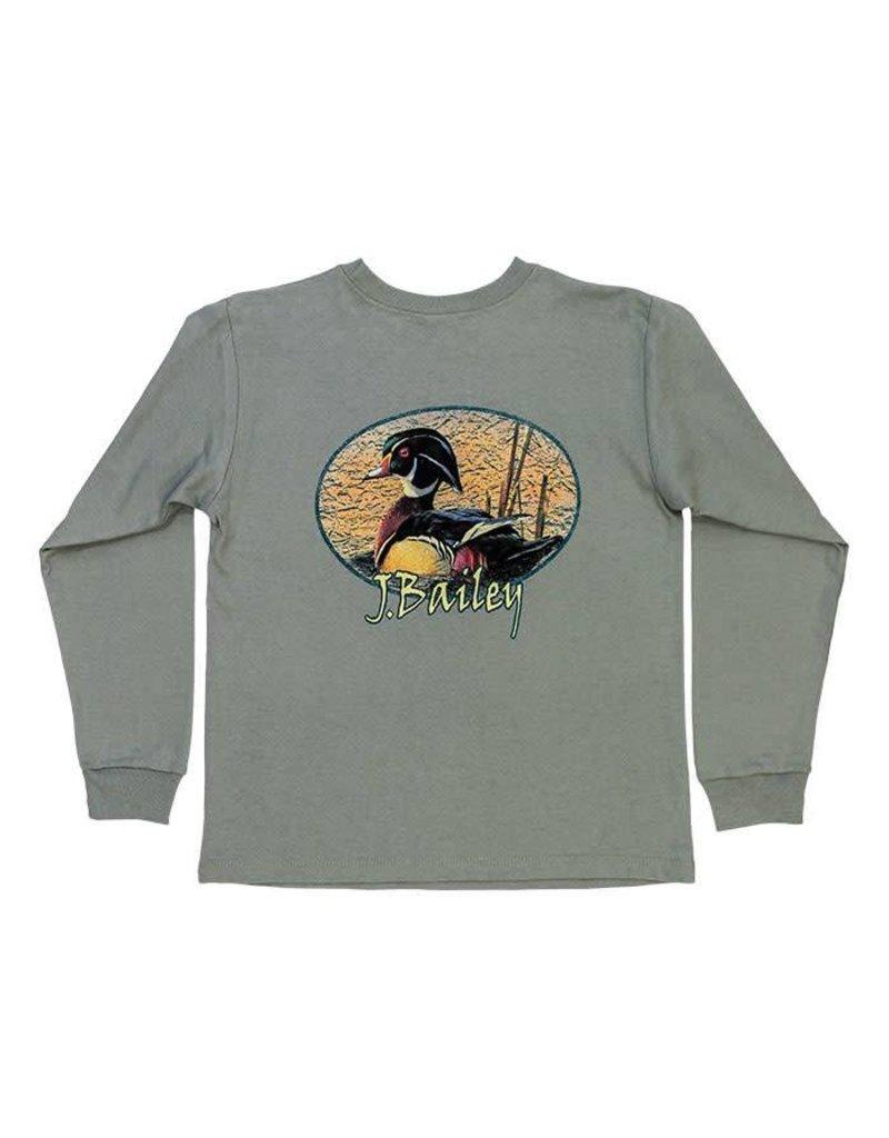 J Bailey J Bailey Long Sleeve Tee Shirt- 3 choices!
