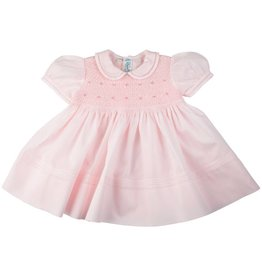 Feltman Brothers Feltman Newborn Smocked Dress and Panty 87398F