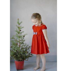 Little English Little English Davant Bow Dress