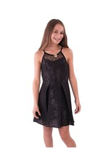 Elisa B Elisa B Sequin Dress