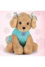 Bearington Collection Bearington Peace N Love Puppy
