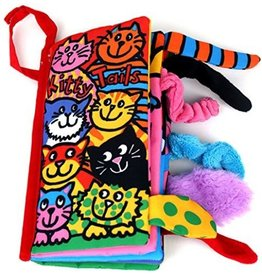 Jellycat JellyCat Kitty Tails Book