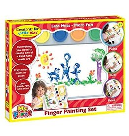 Faber-Castell Creativity for Kids My First Finger Painting Set