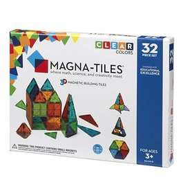 Magna-Tiles Magna-Tiles 32 Piece Set
