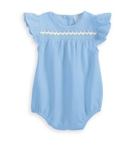 Bella Bliss Bella Bliss Embroidered Pique Bubble
