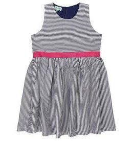 Lilly + Sid Lilly + Sid Ticking Stripe Dress