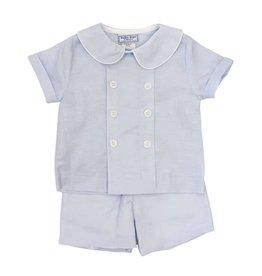 Bailey Boys Bailey Boys Linen Dressy Short Set - Toddler