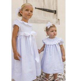 Bailey Boys Bailey Boys Linen Empire Dress