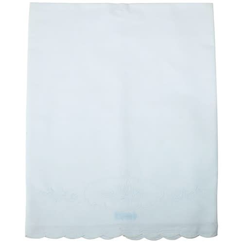 Feltman Brothers Feltman Brothers Embroidered Receiving Blanket #2302F