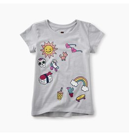 Tea Collection Tea Collection Graphic Tee SS