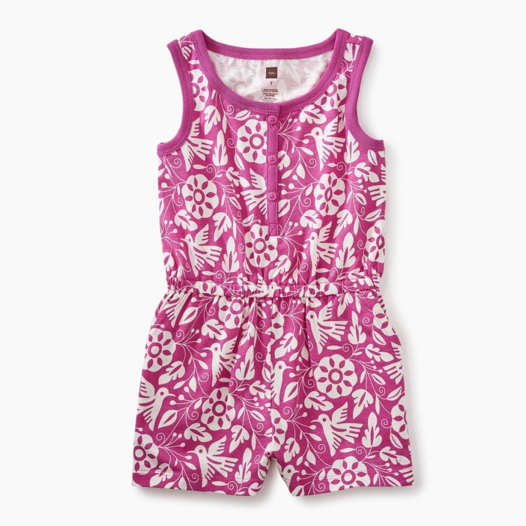 Tea Collection Tea Collection Knit Romper