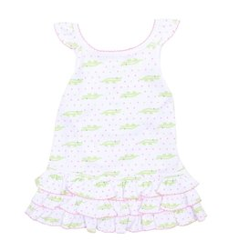 Magnolia Baby Magnolia Baby Printed Sleeveless Dress Set