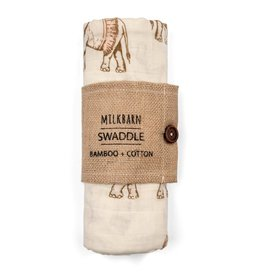 Milkbarn LLC Milkbarn Bamboo Swaddle