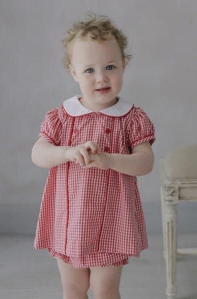 Little English Little English Abbey Blouse Bloomer Set