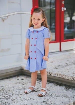 Dondolo Dondolo Madison Baby Dress