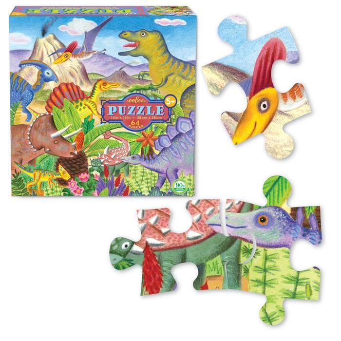 Eeboo Eeboo Puzzle 64 pc