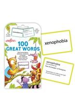 Eeboo 100 Great Words