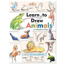 Eeboo Eeboo Learn To Draw Book