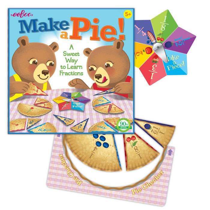 Eeboo EeBoo Make A Pie