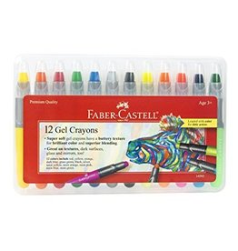 Faber-Castell Faber-Castell Gel Crayons