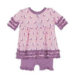 KicKee Pants Kickee Pants Babydoll Outfit Set
