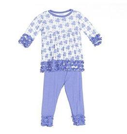 KicKee Pants KicKee Pants Short Sleeve Babydoll Outfit Set