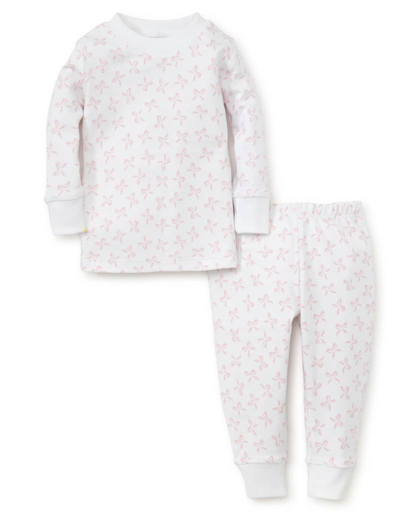 Kissy Kissy Kissy Kissy Bunches of Bows Pajama Set