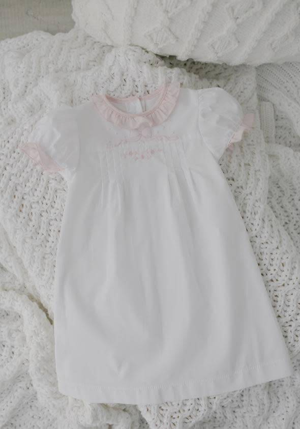 Little English Little English Bow Tea Gown