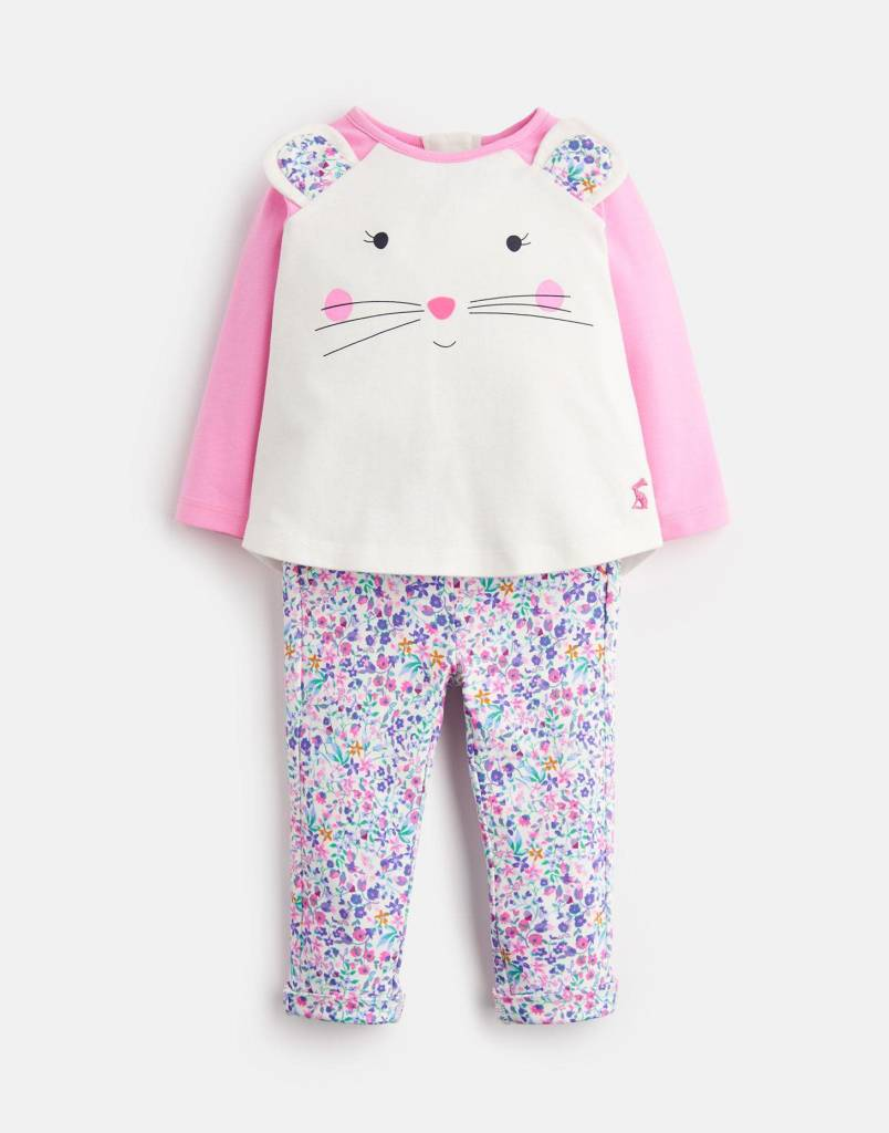 Joules Joules Baby Amalie Top and Trouser Set